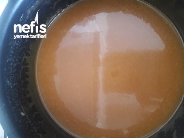 Havuçlu Karamel Soslu Kek