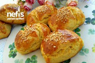 Mısır Unlu Gevrek Çöreklerim Tarifi