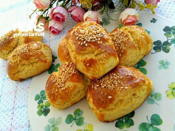 Mısır Unlu Gevrek Çöreklerim