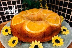 Nefis Portakallı Kek Tarifi
