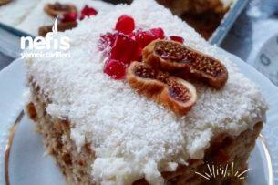 İncir Rüyası (Muhteşem Pasta) Tarifi