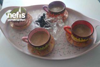 Mandalinali Türk Kahvesi Tarifi