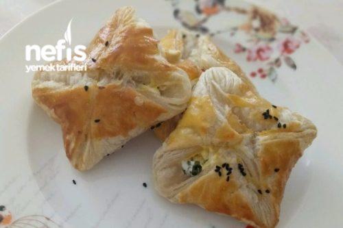 Milföyden Talaş Böreği Tarifi Videosu