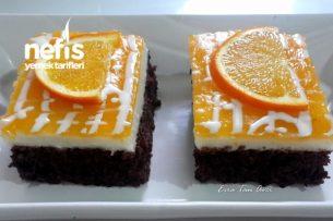 Portakallı Şerbeti Sütlü Tarifi