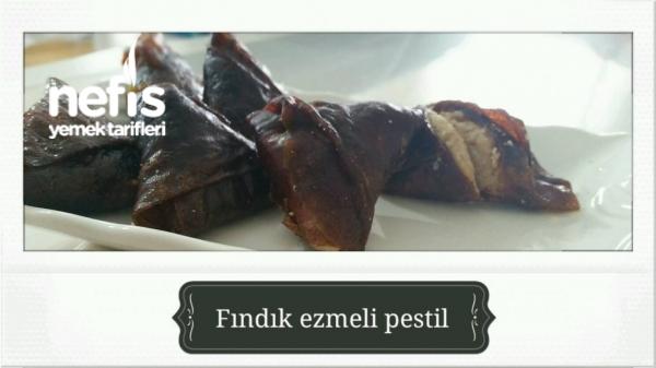 Fındık Ezmeli Pestil