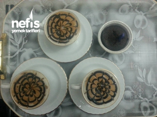 Köpüklü Kahvelerrrr