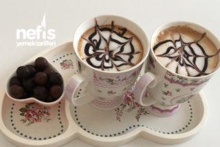 Sütlü Köpüklü Pratik Kahve Tarifi