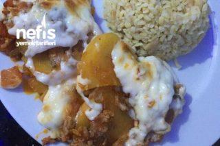 Kıymalı Patates Graten (Resimli Anlatım) Tarifi