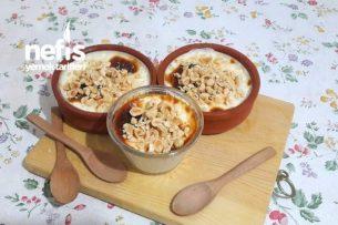 Kremalı Leziz Fırın Sütlaç (Yumurtasız) Tarifi