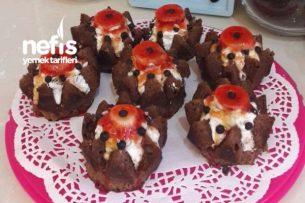 Mini Mini Volkan Pastacıklar Tarifi