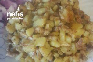 Tavuklu Patates Tarifi