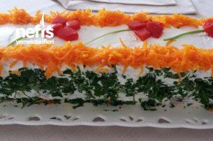 Etimekli Baton Salata Tarifi