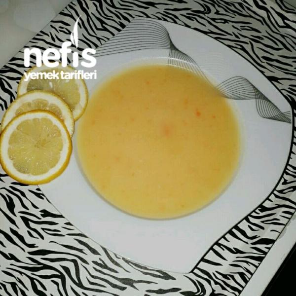 Kereviz Çorbası (Vitaminli)