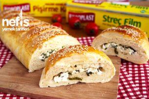 YUMUŞACIK Peynirli Dilim Poğaça Tarifi (videolu)
