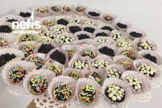 Minik Çikolata Topları Tarifi