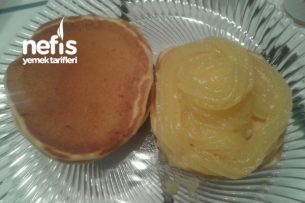 Portakallı Süt Burger Tarifi