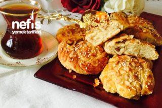 Tahinli Cevizli Fındıklı Çörek Tarifi