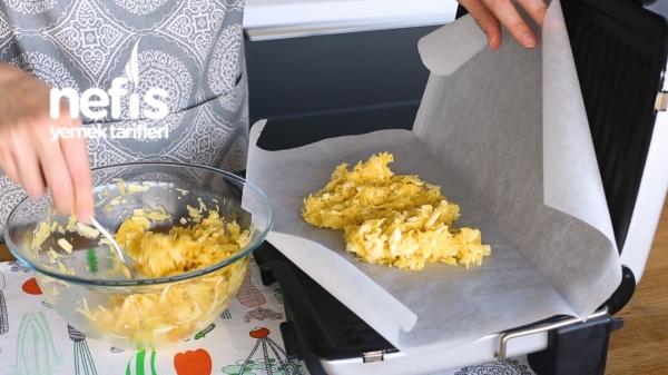 Tost Makinesinde Patates Tostu Tarifi (videolu)