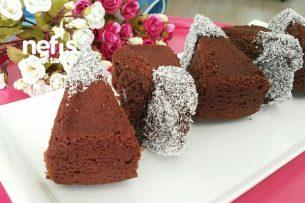 Çikolatalı Dilim Kek Tarifi
