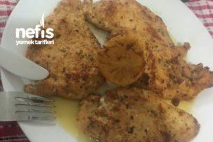 Limon Marineli Tavuk Tarifi