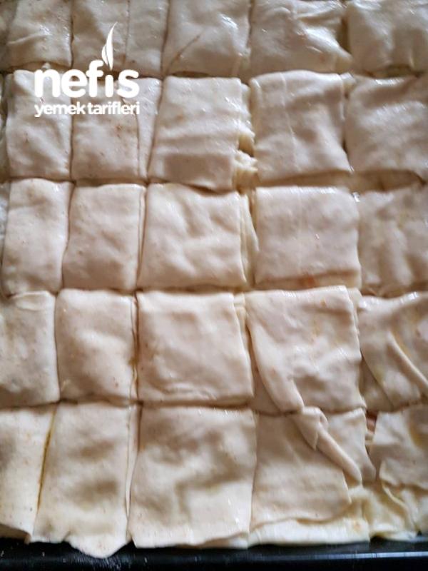Milföylü, Yufkalı Pırasalı Börek