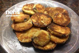 Az Yağda Hafif Patlıcan Kızartması Tarifi