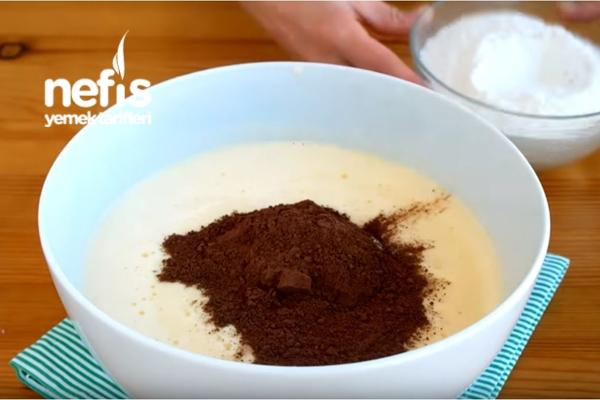 Kakaolu Kek (Tam Kıvamında)