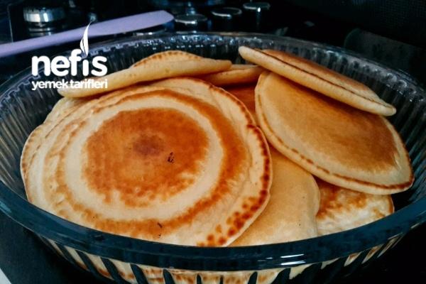 Tuzlu Pankek (Kahvaltı İçin İdeal)