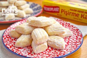 Ağızda Dağılan Pastane Un Kurabiyesi (videolu) Tarifi