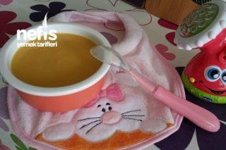 5 Ve 6 Aylık Bebekler İçin Sebze Çorbası Tarifi