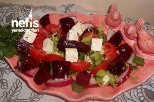 Anne Usulü Pancar Salatası Tarifi