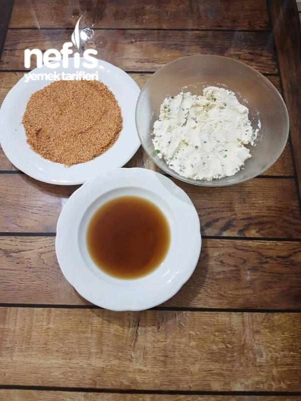 Peynirli Simit Poğaça (Favori Poğaça Tarifim )