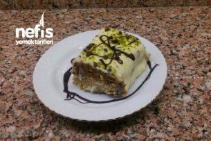 Sürpriz Karışımlı Mozaik Pasta Tarifi