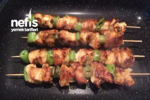 Tavuk Şiş (Mutlaka Deneyin) Tarifi