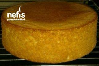 Sade Pandispanya Pasta Keki Tarifi