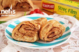 Tam Ölçüsü Malzemeleri ile Kek Kalıbında Çörek Tarifi