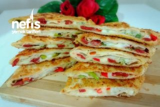 Bol Malzemeli Muhteşem Börek Tarifi
