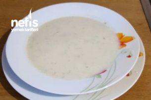Krema Tadında Kerevizli Patates Çorbası Tarifi