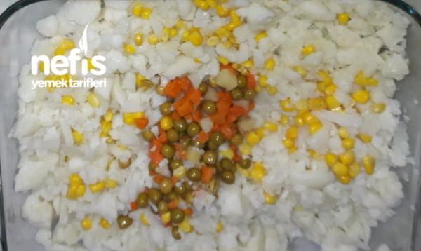 Sebzeli Karnabahar Graten