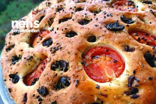 Pratik Fokaça ekmeği nasıl yapılır