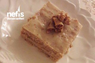 Kuru İncirli Bisküvi Pastası Tarifi