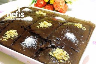 Nefis Brownie Kek Tarifi ( Islak Kek )