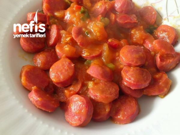 Sosis (domatesli)