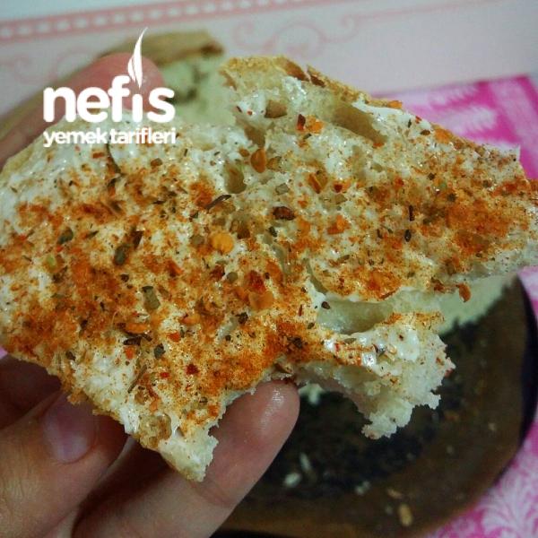 1 Günde Ekşi Maya Ve Ekşi Mayalı Köy (Ev) Ekmeği