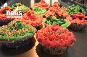 Cupcake (Çok Lezzetli) Tarifi