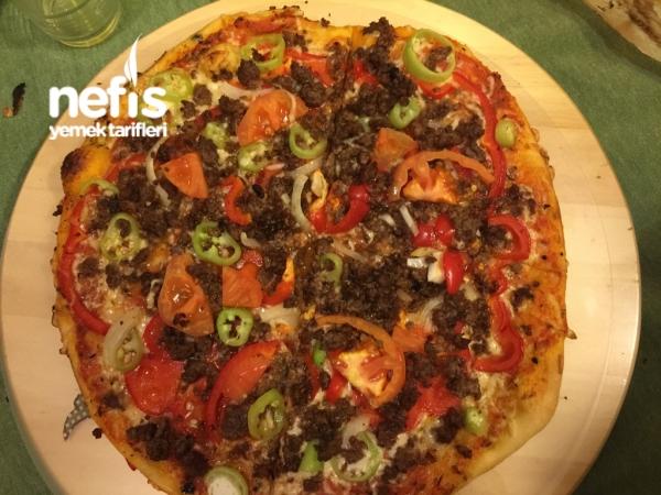 Kıymalı Nefis Pizzaaam