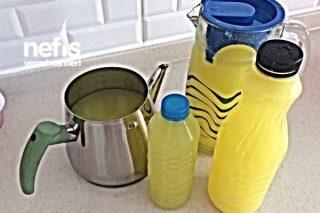 1 Limon 2 Portakal Tarifi