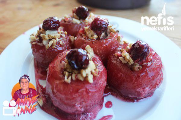 Elma Tatlısı Tarifi (Videolu)