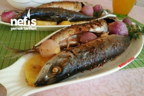 Diğer balıkların yanı sıra fırında uskumru nasıl pişirilir