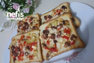 Kahvaltıya Kızarmış Ekmek Dilimleri Tarifi